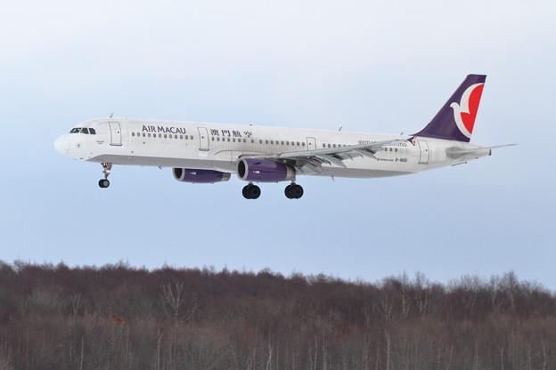 A321 B-MBB Air Macau