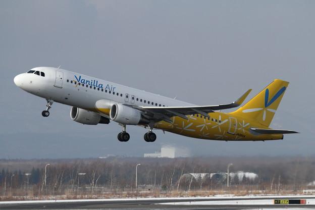 A320 JA08VA Vanilla
