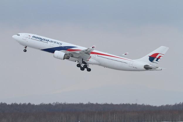 A330 9M-MTD MAS takeoff