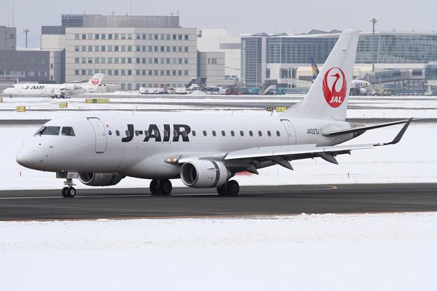 ERJ-170 +CRJ200 J-AIRx2