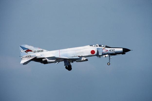 Photos: F-4EJ 8432 302sq CTS 1981.06