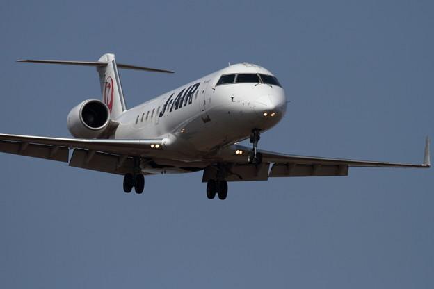 CRJ-200ER  J-AIR
