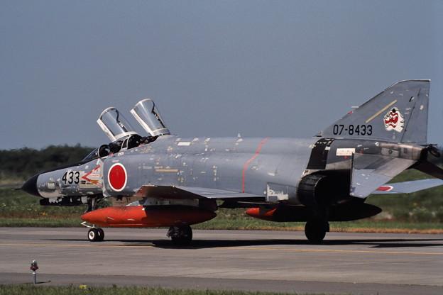 Photos: F-4EJ 8433 304sq CTS 1985.08
