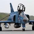 RF-4E 57-6913 taxi
