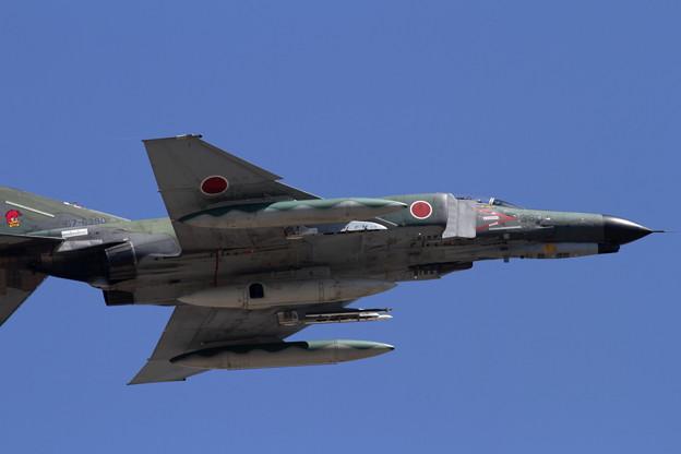 Photos: RF-4EJ 67-6380 takeoff