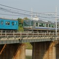 Photos: 阪和線:大和川にて