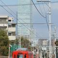 Photos: 阪堺電車:キン肉マン