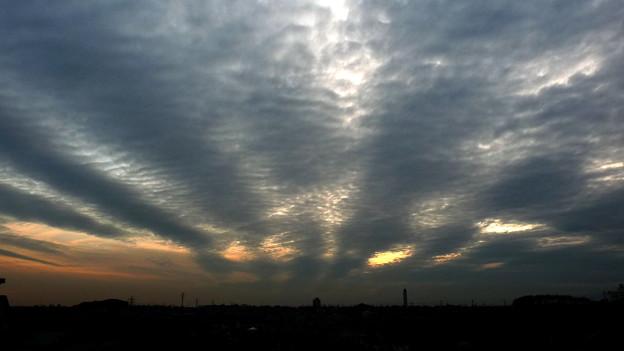 広がる雲 P1480241