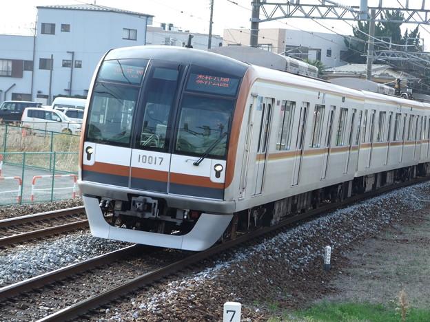 東上線ダイヤ改正 平日初日07
