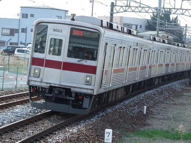 東上線ダイヤ改正 平日初日08