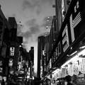 Photos: ヨドバシ前から(モノトーン)