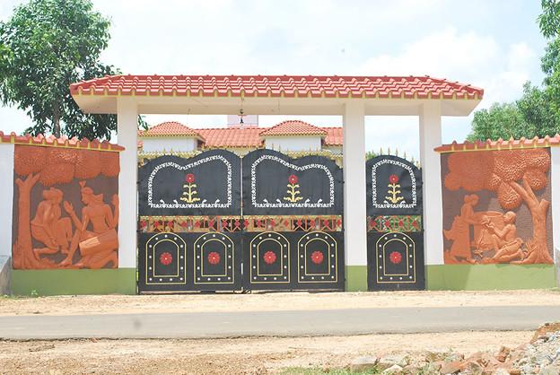 Best Guest House At Shantiniketan