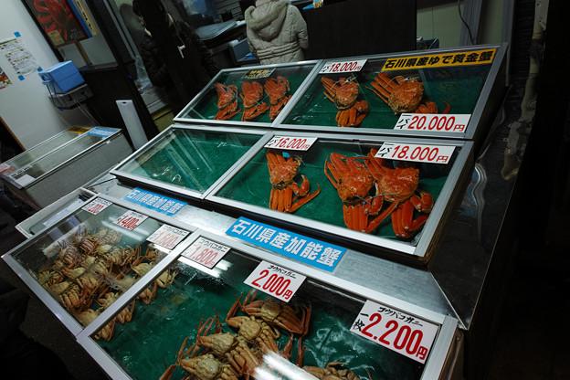 2015北陸紀行 金沢 近江町市場1