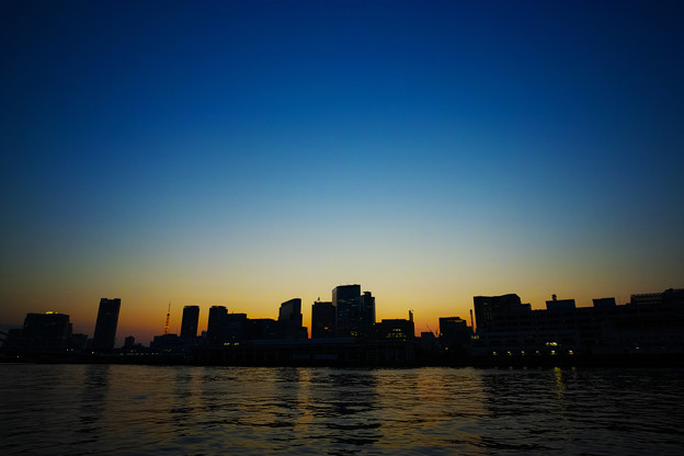 【DP0】東京夕景5