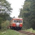 Isumi Railway DMU Kiha 52 125, ex-JR West