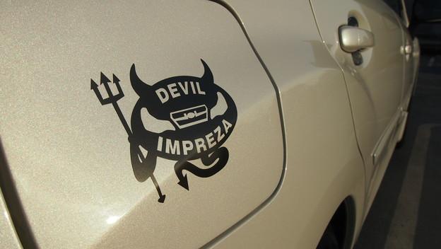 DEVIL IMPREZA