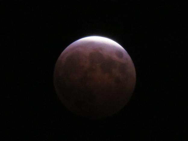 皆既月食11