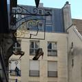 写真: パリへの想い