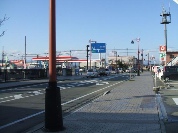 会津坂下町 - 安兵衛通り