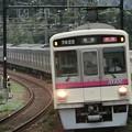 京王7000+9000系(7422F+9708F) 特急新宿行き