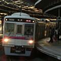 京王7000+9000系(7422F+9707F) 特急新宿行き