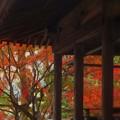 古刹 御調八幡宮の紅葉