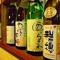 Photos: 年季の入った古酒たち~ダバダ火振など~