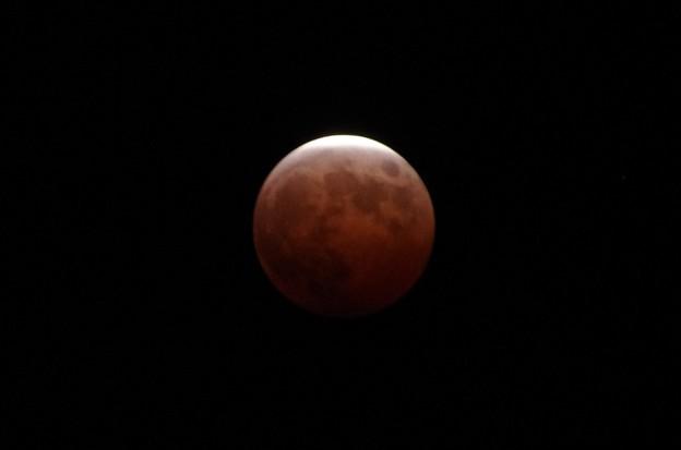 2014年10月8日の月蝕12