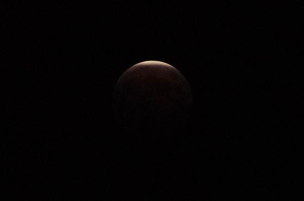 2014年10月8日の月蝕13