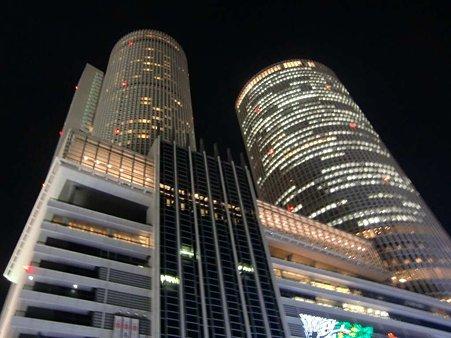 タワーズライツ 2009'名古屋駅前 X'masイルミネーション 2-211127