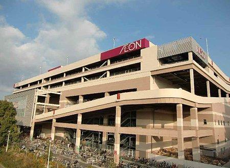 イオンナゴヤドーム前ショッピングセンター 2006年3月28日 開業3年-211227-1