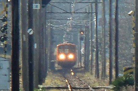 近江鉄道本線 長谷野駅(ながたにのえき)-220124-1
