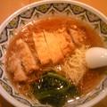 写真: 揚州商人 パーコー麺