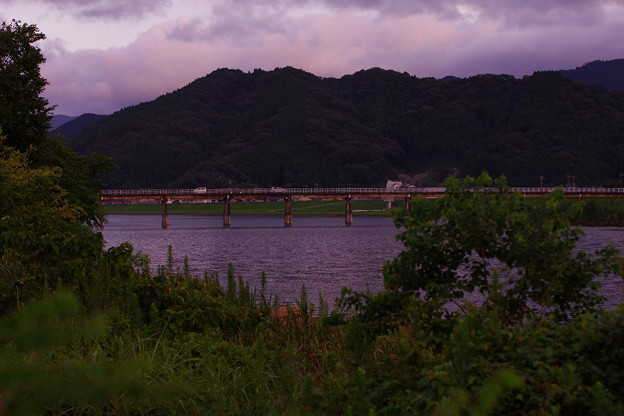 写真: 心に残る美しい風景「夕陽」