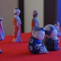 写真: 商人の雛人形