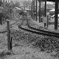 線路「モノクロ」