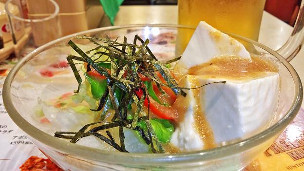 ガスト ( 成増店 )  豆腐サラダ