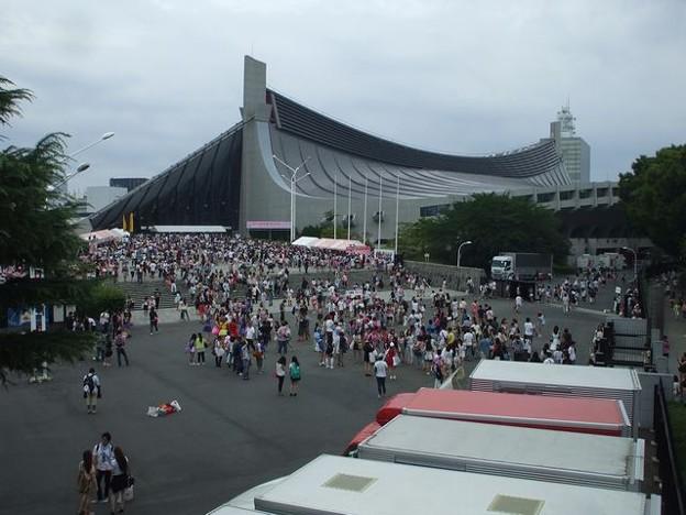 熱気!代々木第一体育館2014.7.13