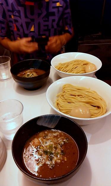 東京ラーメンストリート 麺処 ほん田 つけ麺