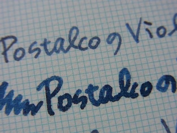 POSTALCO Violet Notebook (paper)