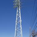 写真: 芳野台線18号鉄塔