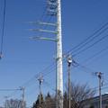 写真: 芳野台線20号鉄塔