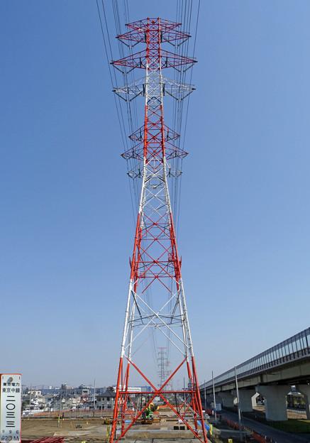 東京中線2033号鉄塔