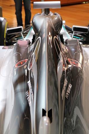 Mercedes W05 Hybrid - IMG_0505