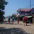 Photos: ラオスの南端ナーカサンという街です