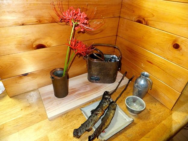 イワナ焼枯らし 燗銅壺