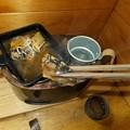 Photos: イワシの梅煮を温める