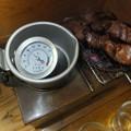 Photos: 赤ワインの温度