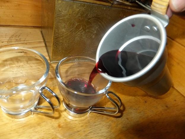 ホットワイン60℃