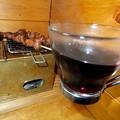 Photos: 燗銅壷でホットワイン